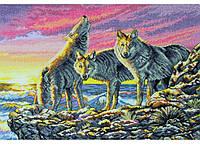"""Набір для вишивання """"Полювання на світанку (Dawn Hunt)"""" ANCHOR MAIA"""
