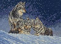 "Набір для вишивання ""Вовки (Wolves)"" ANCHOR MAIA"