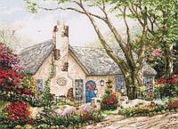 """Набір для вишивання """"Ранковий Котедж (Morning Glory Cottage)"""" ANCHOR MAIA"""