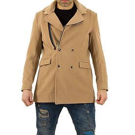 Мужские пальто Uniplay, размер L - camel - KL-H-6502-camel L