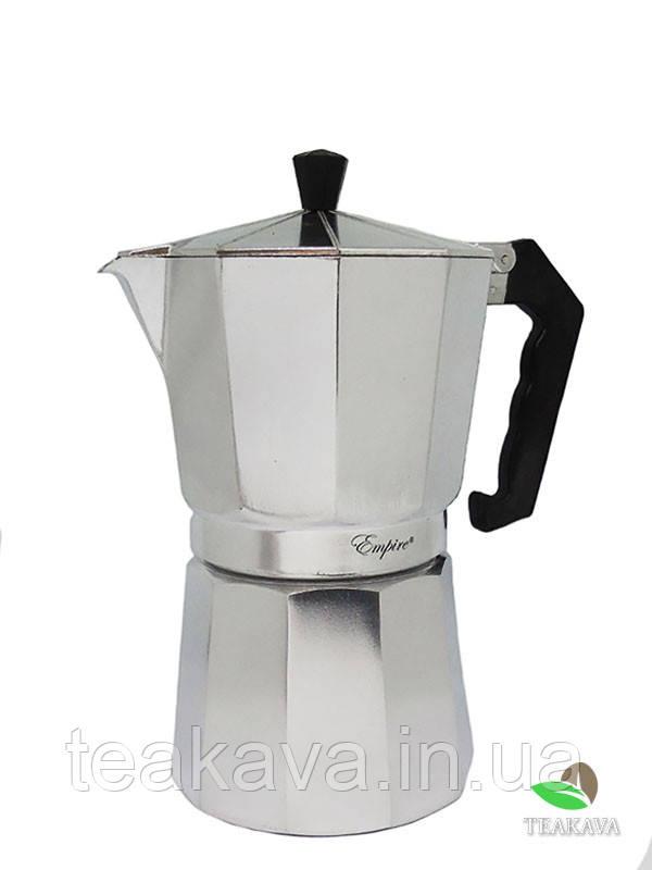 Гейзерна кавоварка алюмінієва, 200 мл