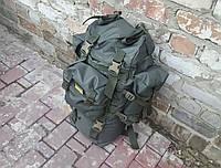 Туристический армейский супер-крепкий рюкзак на 75 литров афган. Нейлон 1000D, фото 1