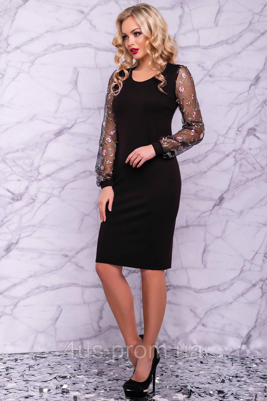 233fb12b234 ✉️Вечернее платье с розовой вышивкой   Размер M L XL XXL   P19А6В1 -  P19А6В1 -