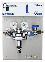 Редукторный блок высокого давления водорода