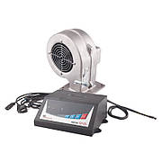 "Комплект автоматики котла до 35 кВт (блок+вентилятор) ""KG"" Арт. SP-05+DP-02"