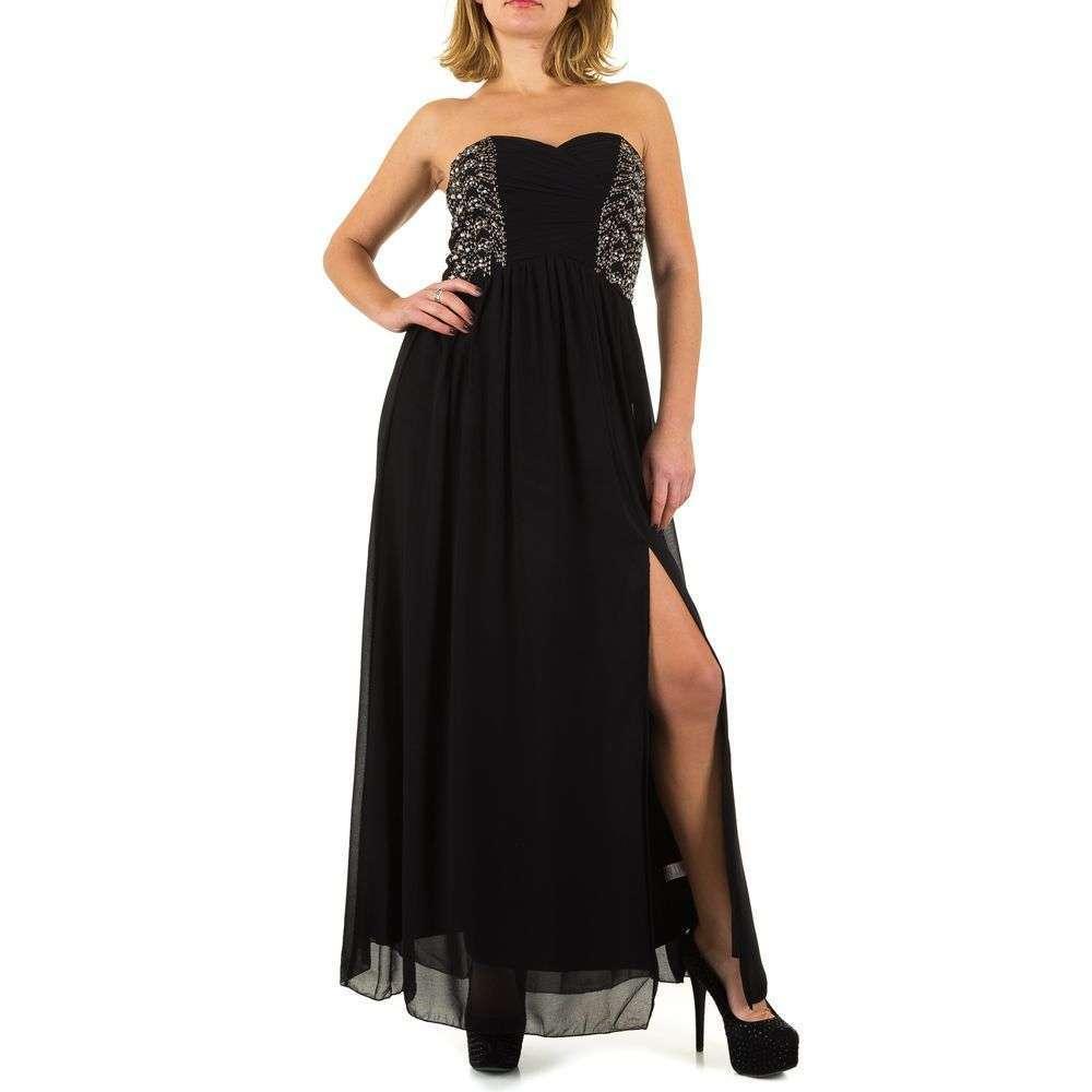 Женское платье от Cotton Club black - KL-22734-black