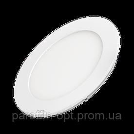 Світильник світлодіодний 10W  5200K (круглий)
