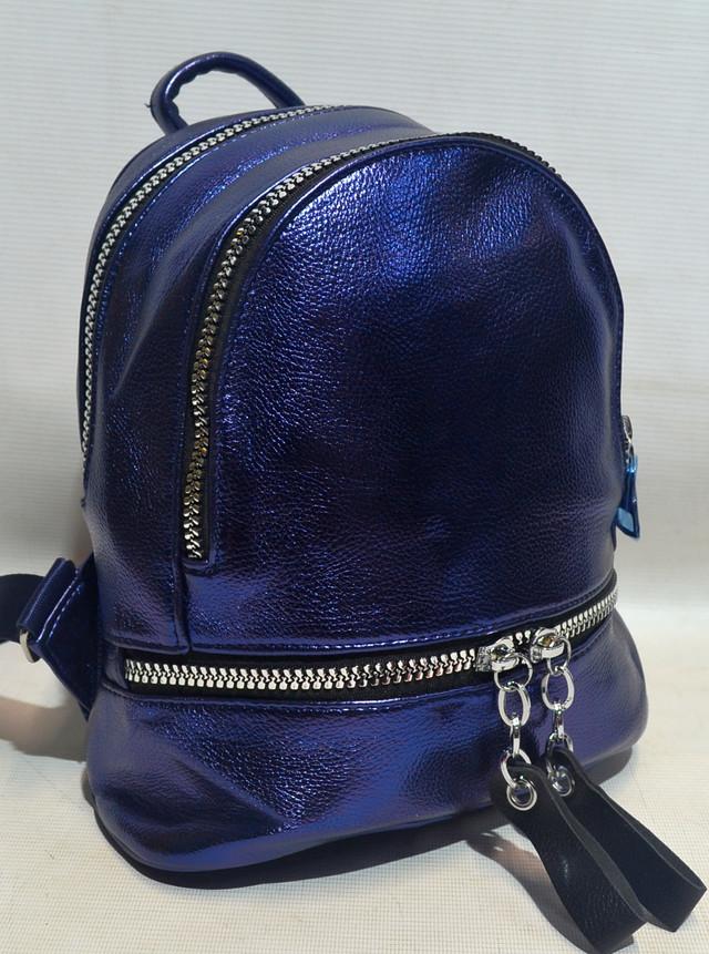 Модный женский рюкзак из кожзаменителя, 8195