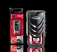Освежитель на дефлектор Aroma Car Speed Red Fruit