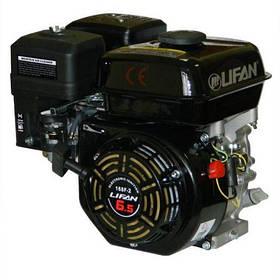 Запчасти к двигателю 168F-170F (бензин 6,5л.с. - 7л.с.)