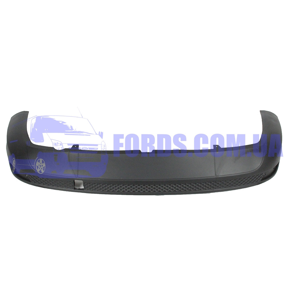 Накладка бампера заднего FORD FOCUS 2011- (Нижняя) (1705755/BM5117A894AB/BP4394) DP GROUP
