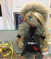 Кукла интерьерная,коллекционная ручной работы
