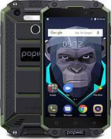Защищенный Poptel P9000 MAX IP68   2 сим,5,5 дюйма,8 ядер,64 Гб,13 Мп,9000 мА\ч.