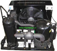 Холодильний агрегат на базі компресора Copeland Scrol ZF18K4E , що був в експлуатації  2005 р.в.