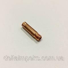 Наконечник E-Cu М6 D 1,0/6,0/25 для пальника ABIMIG 155 LW