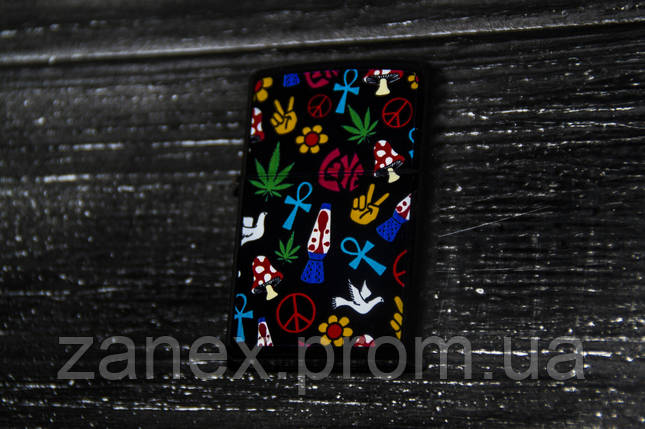 Зажигалка Zippo эйфория BN07, фото 2