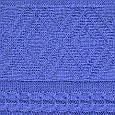 Плед ажурный синий, фото 3