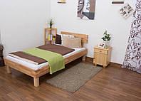 Деревянная кровать b106 90х200 см ТМ Mobler