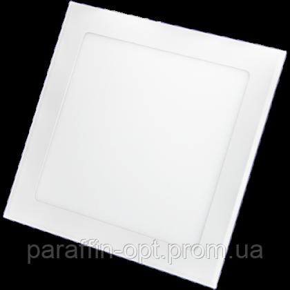 Світильник світлодіодний  20W  5200K (квадратний)