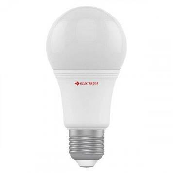 Лампа светодиодная A60 12W Е27 4000 PERFECT ELECTRUM