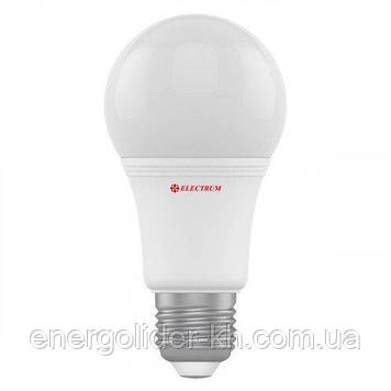 Лампа світлодіодна A60 12W Е27 4000 PERFECT ELECTRUM