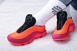 """Кроссовки женские Nike Air Max Plus 97 """"Racer Pink"""" / AH8143-600 (Реплика)"""