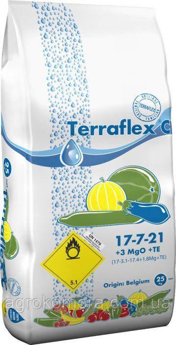 ТЕРРАФЛЕКС Сі / TERRAFLEX C (17-7-21 + 3 MgO + TЕ), 25 кг Бельгія