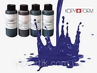 Пищевой краситель для принтера - KopyForm  - Синий - 100 мл