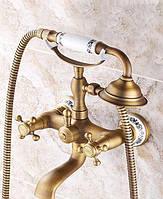 Смеситель для ванны DECO-2 Бронза, фото 1