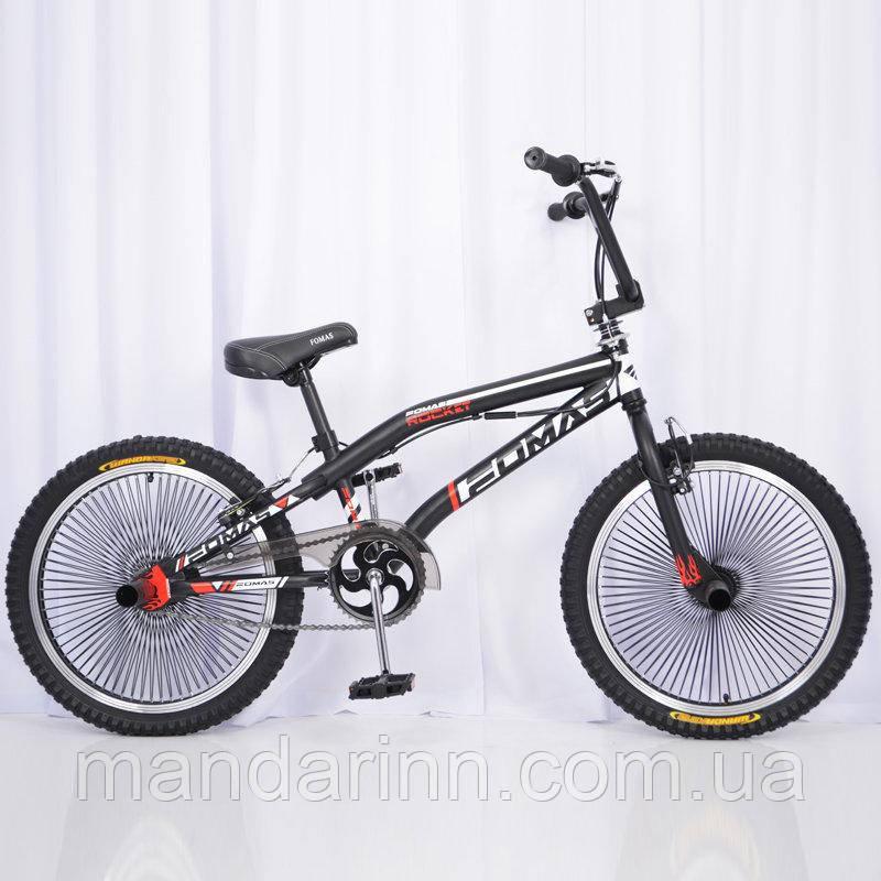 Велосипед Fomas F-200 Black