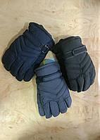 Перчатки для мальчика зимние Плащевка с утеплителем