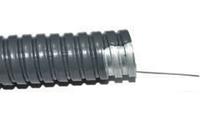 Металорукав SCaT в ПВХ оболонці Р3-Ц-П-25 з протяжкою (бухта 25 м)