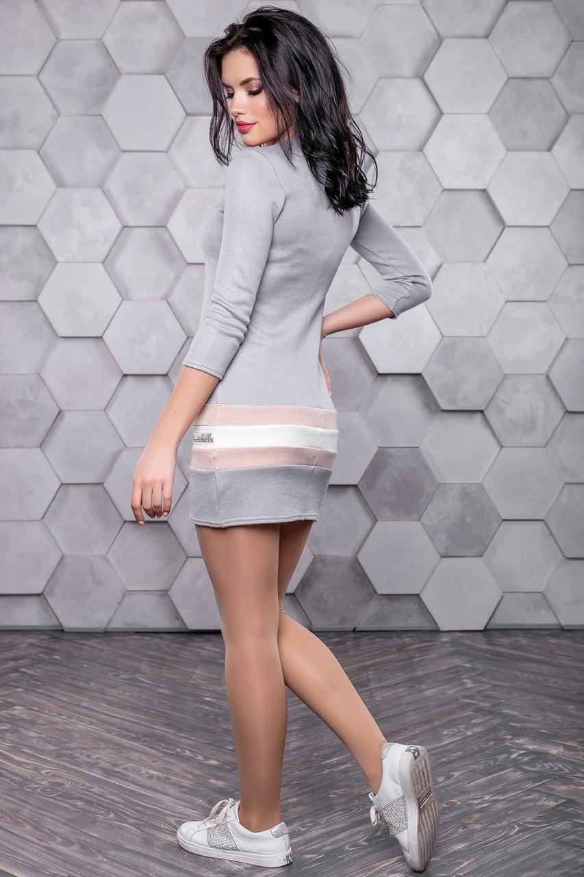 b83afbebb49 📍Ангоровое платье с пайетками   Размер S M L   Код P20А6В1 - 3156+Н ...