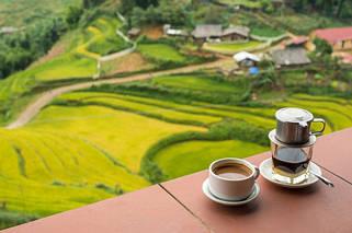 Вьетнамский кофе и чай