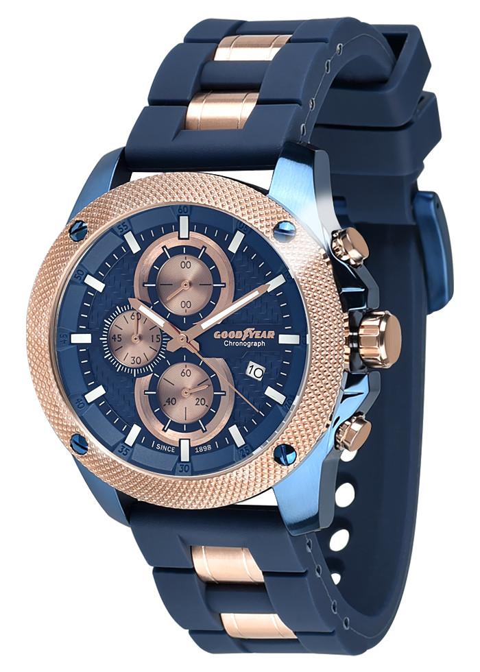 Чоловічі наручні годинники Goodyear G. S01214.01.06
