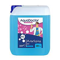 Альгицид Aquadoctor AC средство против водорослей для бассейна, 20 литров, фото 1