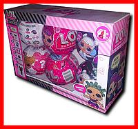 кукла Lol лол сюрприз в шаре набор 6 шт