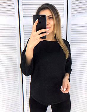 Женская кофта с завязками на спинке , фото 2