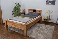 Деревянная кровать b100 90х200 см ТМ Mobler