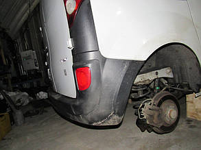 Б/у балка задней подвески R14 для Renault Kangoo Рено Кенго 2002-2012 г. в. в наличии большой выбор. Детали по