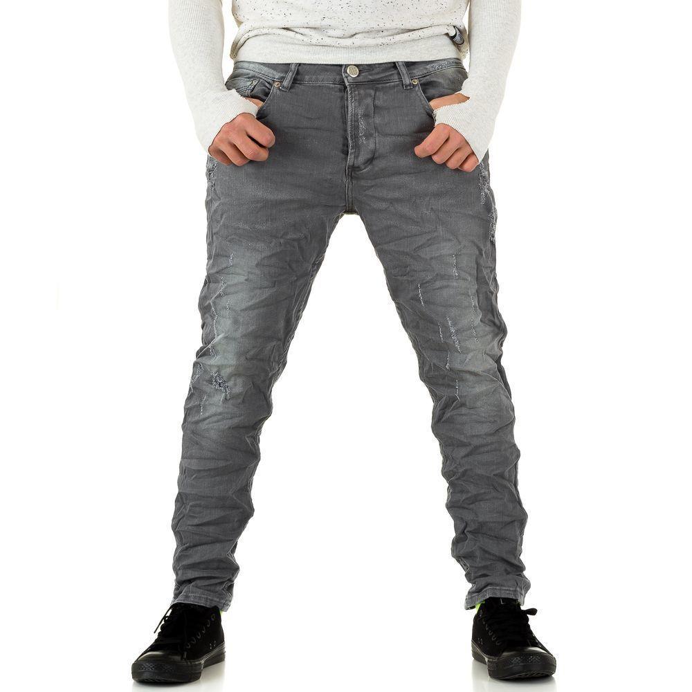 Мужские джинсы Y. Two Jeans, размер 28 - lightgray - KL-H-C199-28 lightgray