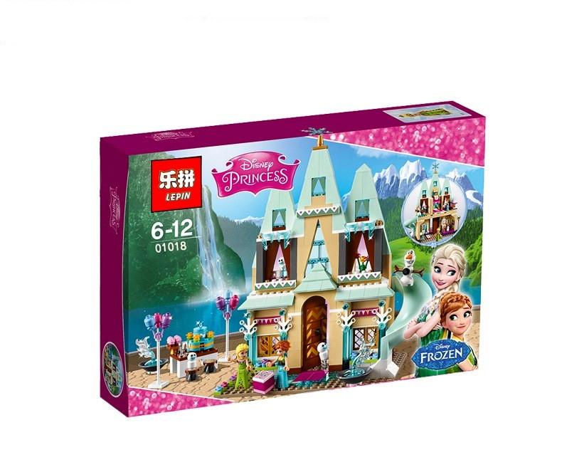 Конструктор Lepin 01018 Disney Princess Праздник в замке Эренделл 515 дет