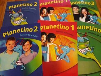 Німецька мова Planetino & Planet