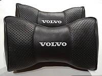 Підголовник (подушка) VOLVO BLACK, фото 1