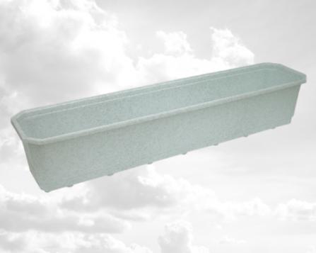 Пластмасовий балконний ящик для розсади №2, (790*180мм),Од
