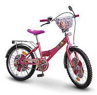Детский Велосипед 2-х колесный Ever After High 18, Киев