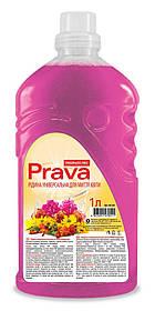 Жидкость для мытья Prava универсальная цветы 1 л (96-261)