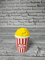Антистрессовая игрушка «Сквиши-попкорн»