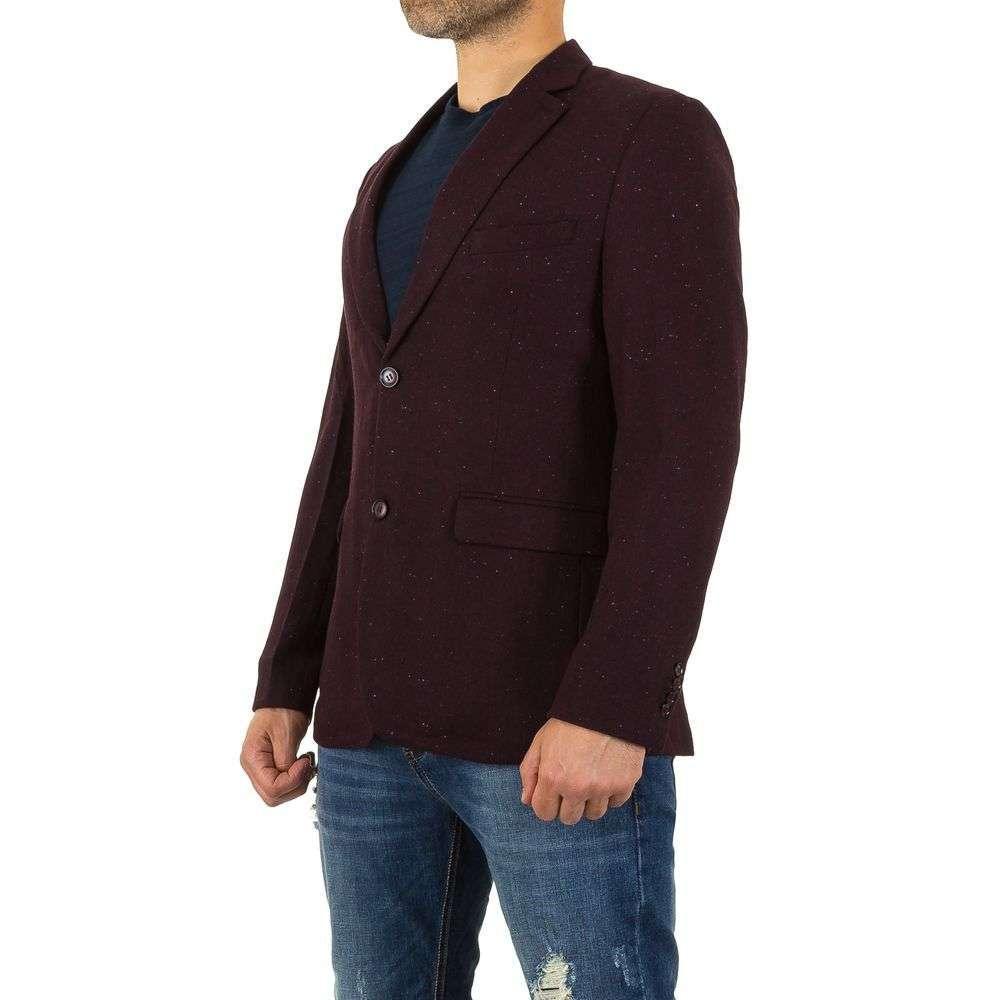 Блейзер мужской Y.Two Jeans (Италия), Бордовый