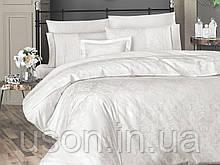 Комплект постельного белья сатин Moonlight first choice евро размер Alanis